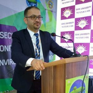 مشاركة تدريسيي جامعة جيهان-اربيل في مؤتمر دولي