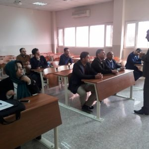 Head of Accounting department delivered a seminar