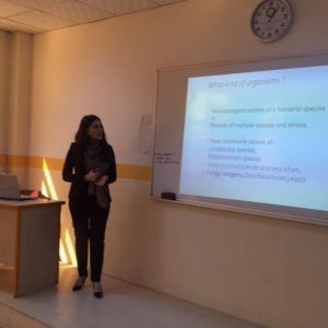 workshop on Probiotics in IBD