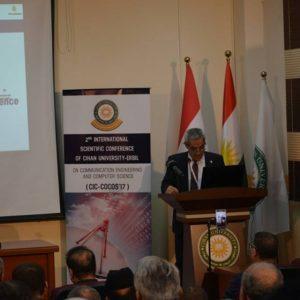 جامعة جيهان تفتتح مؤتمرها الدولي الثاني الخاص بهندسة الإتصالات و علوم الحاسبات