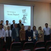اجتماع الهيئة الأدارية لموقع جامعة جيهان – اربيل الرسمي