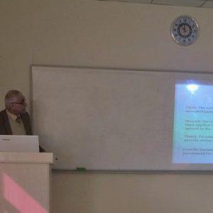 "Seminar :""Contemporary Economic Housing in Erbil- Characteristics and Evaluation"""