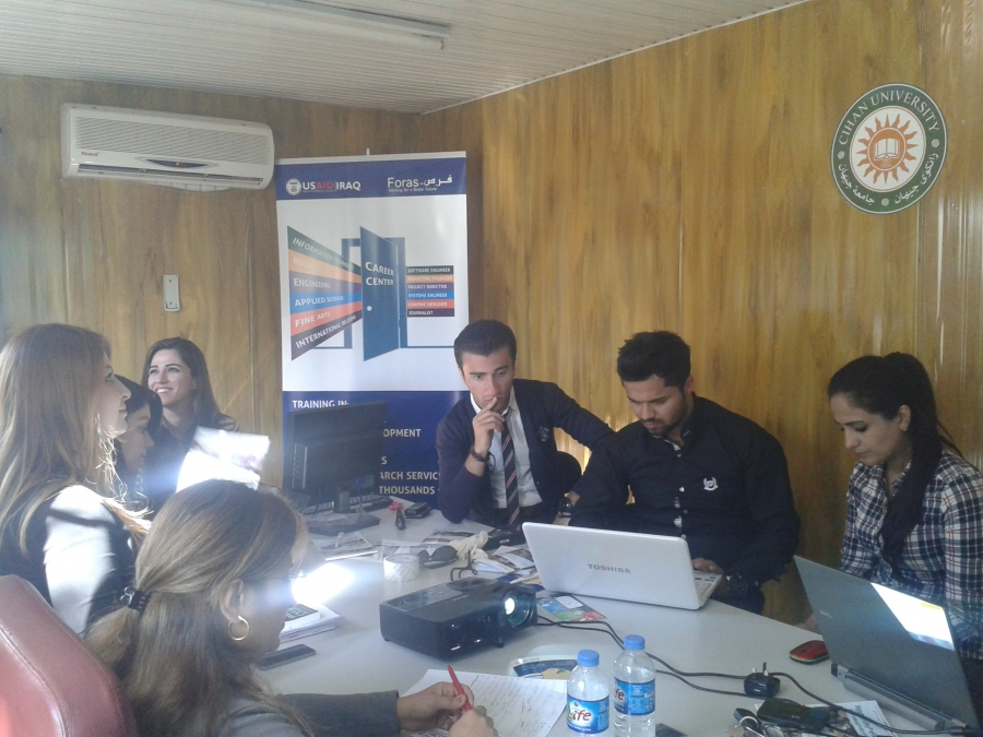 Career Center - Cihan University -Erbil