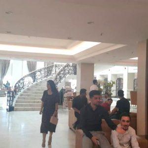 زيارة علمية إلى فندق أربيل الدولي