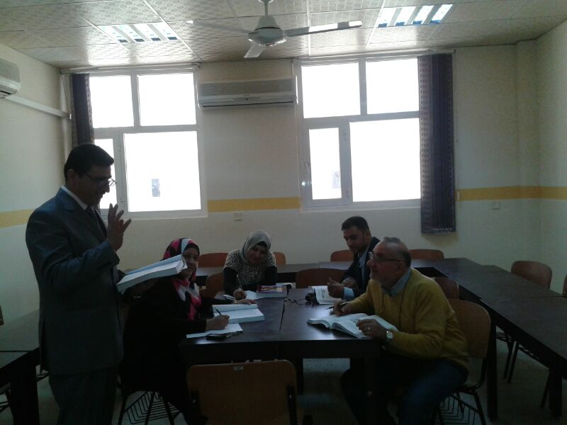 The TOEFL Course for Lecturers and Employees