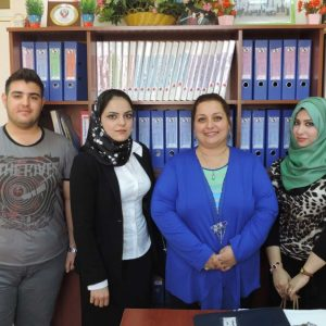 Biology department declared the top 3 students in each level