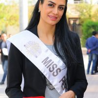 Miss Personality of Kurdistan 2013 hosted by the Cihan University