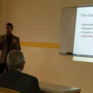 Video Making Seminar