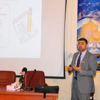 A lecture about Simulation technology by Dr. Ammar Frederick Al-Bazi
