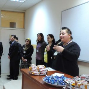 Biology department – First year activities
