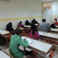 Biology department – Mid examinations go on smoothly