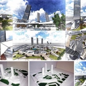 5th Year Pre-final Submission for Urban Design II