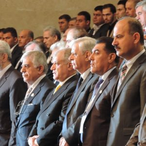 Cihan University first scientific conference – Proceedings of the Opening Ceremony – part 2