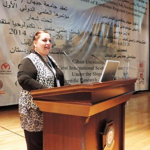 Cihan university first conference – Biology Second Session