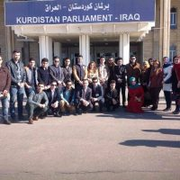Scientific visit to the parliament