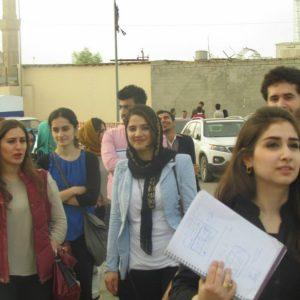 Scientific trip to Taajil