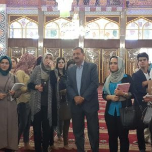 Scientific trip to Jaleel Khyat Mosque