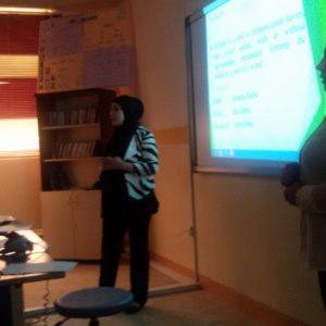 First Year students` Seminars