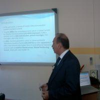 A Seminar by Lecturer Khalid Fadhil Jasim