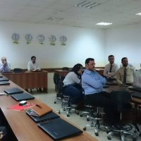 workshop of Effective classroom management using Information Technology