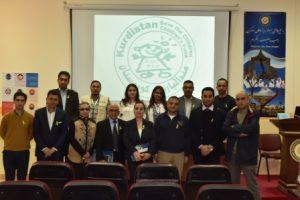 Kurdistan Save the Children Seminar