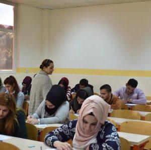 Mid-Term Examination at Biology Department