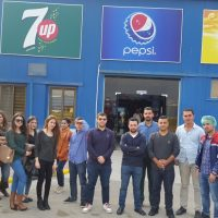 A scientific visit to Pepsi Cola Plant