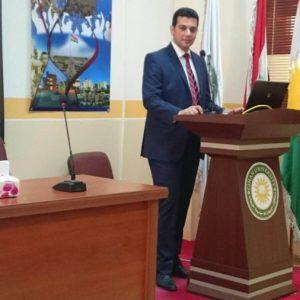 Seminar – Asst. Lect. Hasan Fahmi Hasan