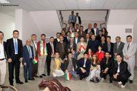 احتفال قسم الإعلام بمناسبة تحرير قضاء سنجار