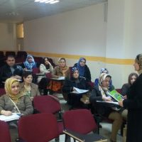 Classes for English Training Courses