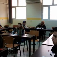 Midterm Exams  in the Department of Translation