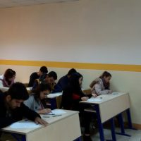 Midterm Exams in the Department of English