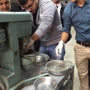 Concrete Technology Lab Visit