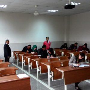 امتحانات منتصف الكورس الأول 2015-2016