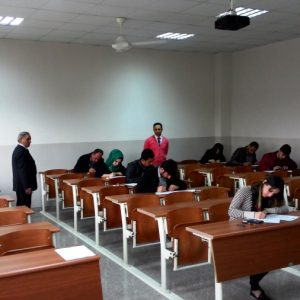 First Semester Mid-Term Examinations 2015-2016