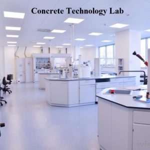 Preparation and Installation of Concrete Technology Lab