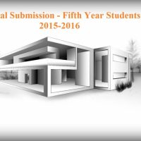 Building Rehabilitation Course-Fifth Year Students-Final Submission