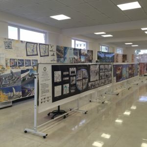 Urban design, Rehabilitation and Interior Design Gallery
