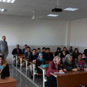 Accounting Department – Lectures