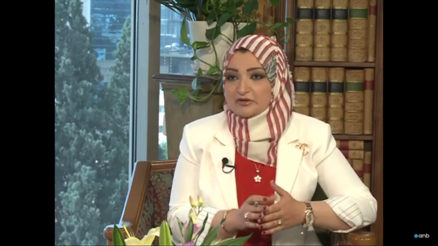An interview with the lecturer Noor Alsaffar about (E-health)
