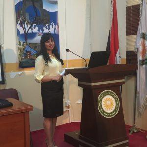 Seminar – Miss Bakhan Kamil – Biomimicry Design Nature Inspirational Design