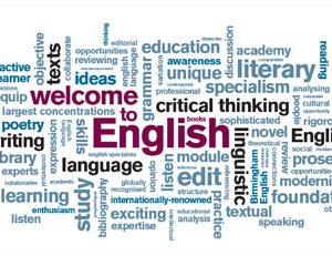 Welcoming English Department New Applicants