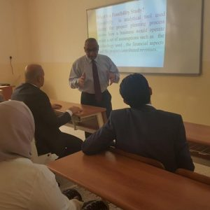 The importance of feasibility studies in health institutions