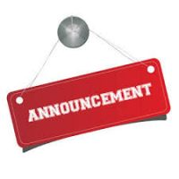 Announcement to Fourth Year Students/ Dept. of Translation