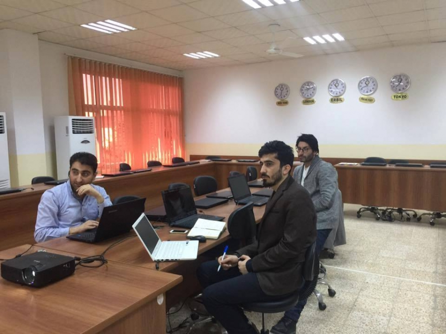 Workshop in Advance Web development