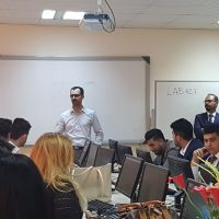 Students from Kurdistan Private Institute visited Computer Science Department