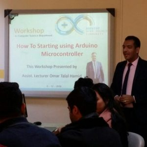 Workshop: How to Start a Microcontroller programming