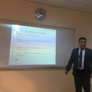 Workshop on Cancer