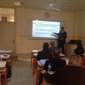 workshop on The Need for a CLIL Approach in the Kurdistan Education System