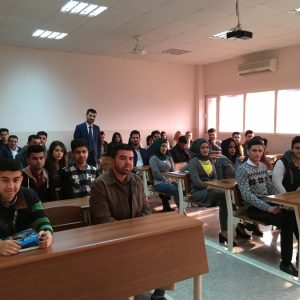 Accounting Departments starts the second semester 2016-2017